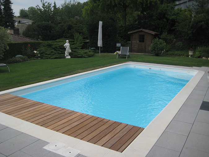 Piscines m diester pool68 for Piscine polyester